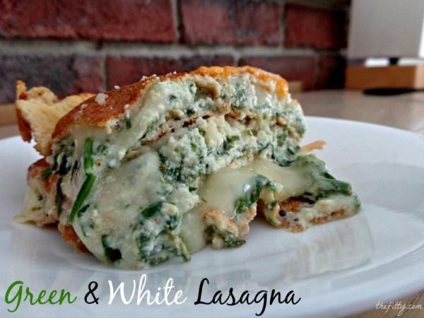 green and white lasagna keto paleo primal low carb