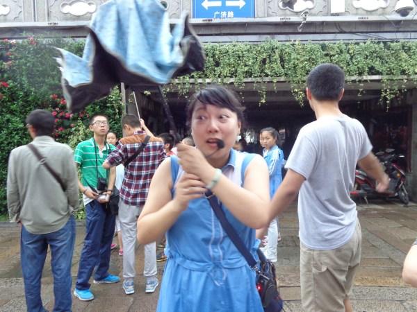 Su Zhou tour guide Jessica