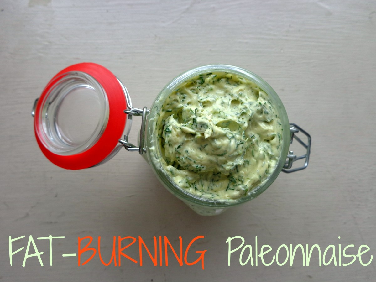 Fat-Burning Paleonnaise!