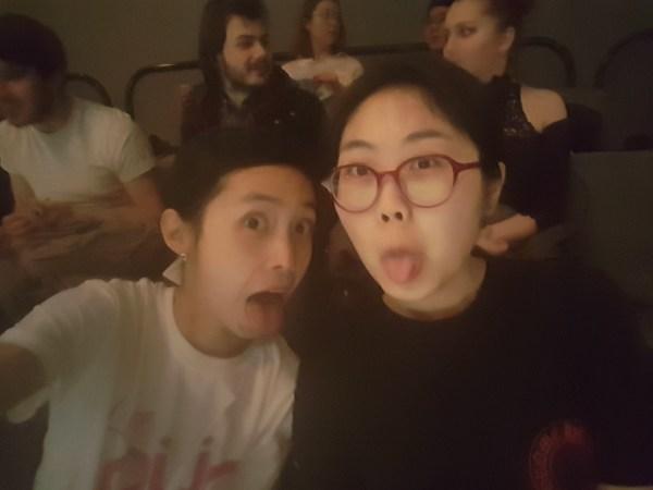 me and kathy