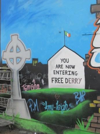 Derry - Graffiti