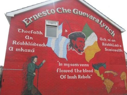 "Derry - ""Ernesto Che Guevara Lynch"""