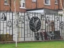 """Belfast - """"Hunger Strikers memorial"""""""