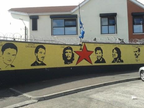"""Belfast - """"Socialismo nella lotta repubblicana"""""""