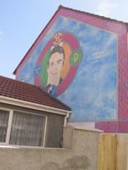 Belfast - Comrade Counsillor cara Pat McGeow