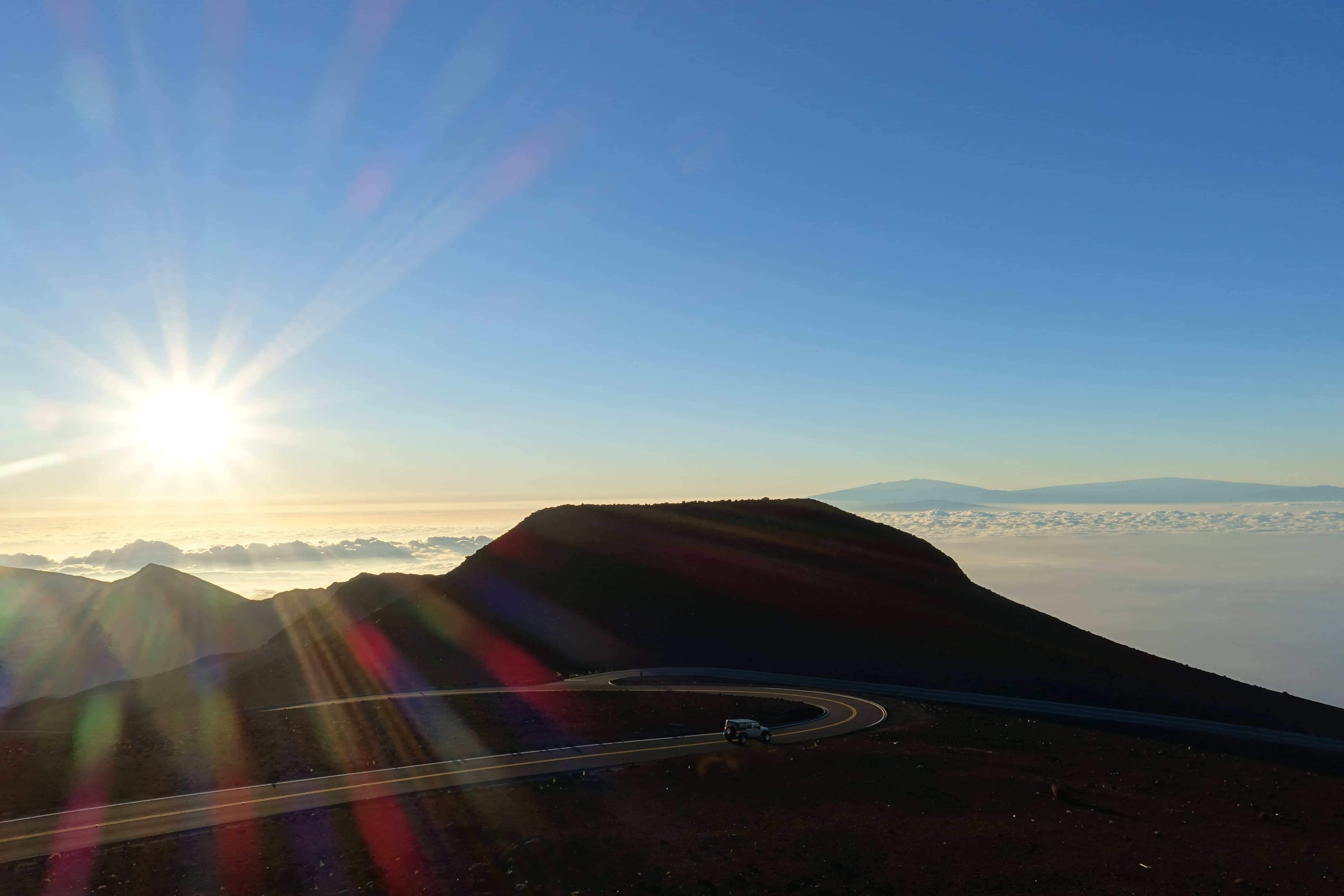 """If you research Maui, you'll see that sunrise at Haleakala is at the top of people's """"must do"""" lists -- for good reason! Seriously, DO NOT MISS THIS!! Read more at www.thefivefoottraveler.com"""
