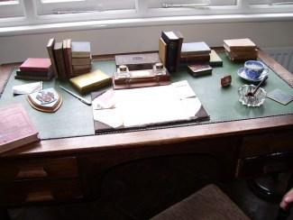 Lewis's Desk