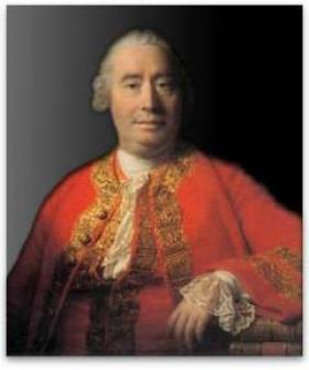 David Hume, who did not.