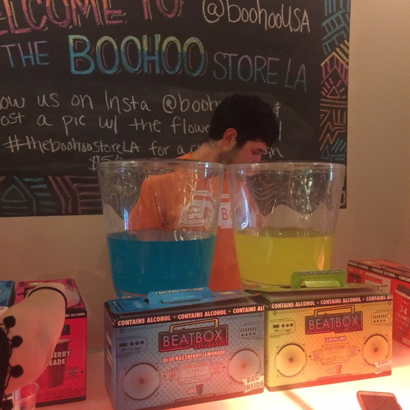 #theboohoostoreLA | x Campus DJ