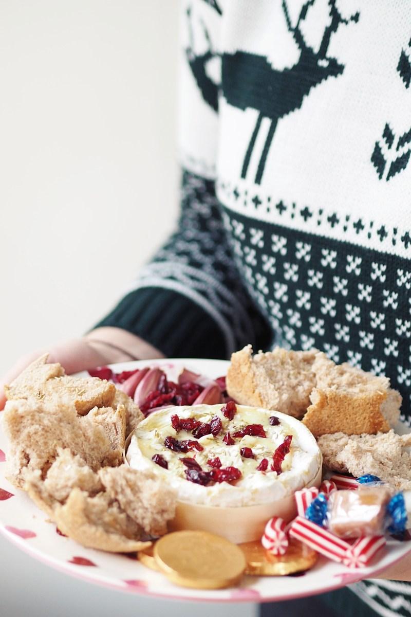 Recipe: Baked Camembert