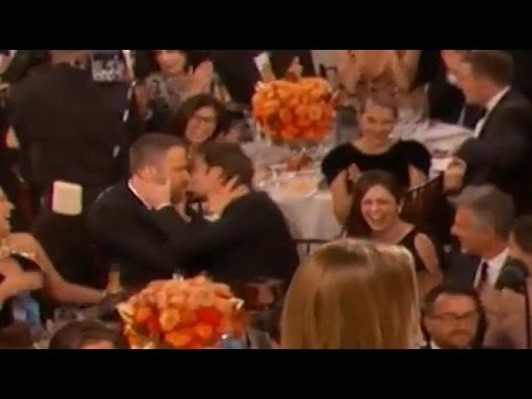 10 Golden Globe Moments You Missed