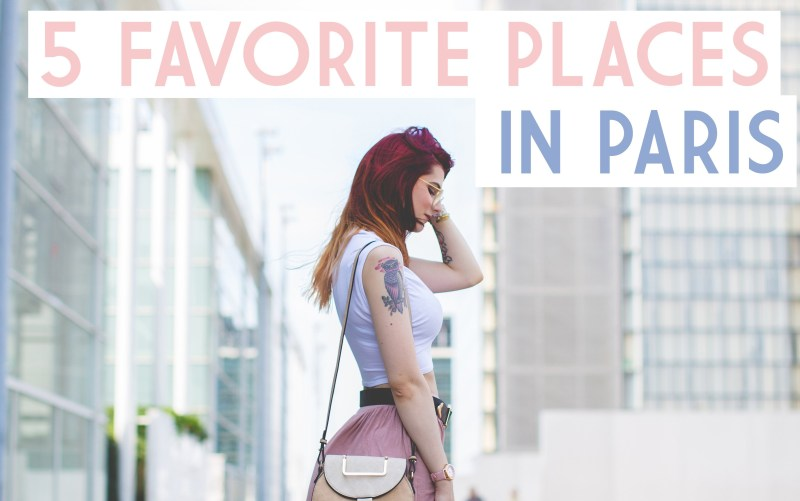 Gaby's Guide To Paris