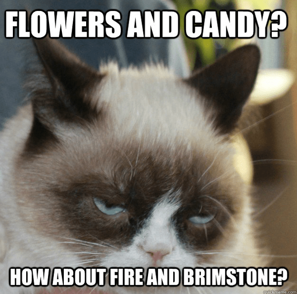 Valentine's Day Memes That Are Way Too Real