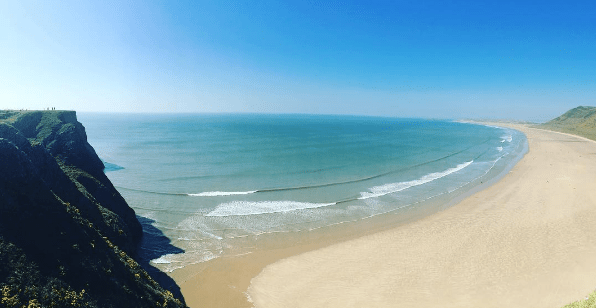 Britain's Best Beaches That'll Have You Taking A Staycation