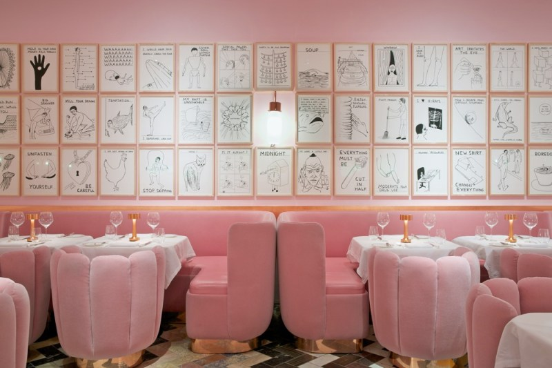 London's Prettiest Restaurants
