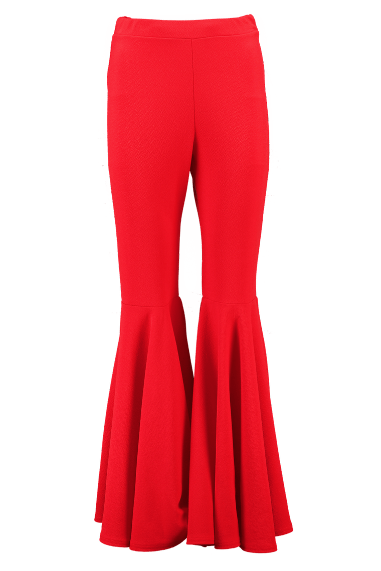 Imogen Extreme Flared Trousers >