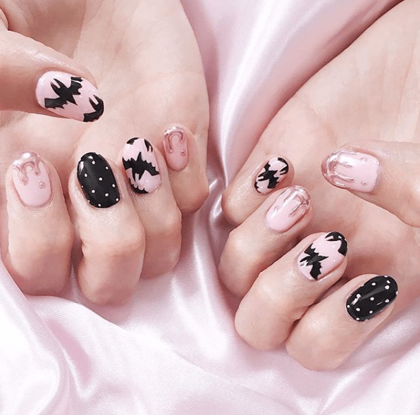 Halloween Nail Art To Get You Inspired - The Fix