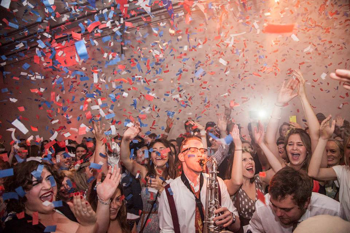 Best nye party london