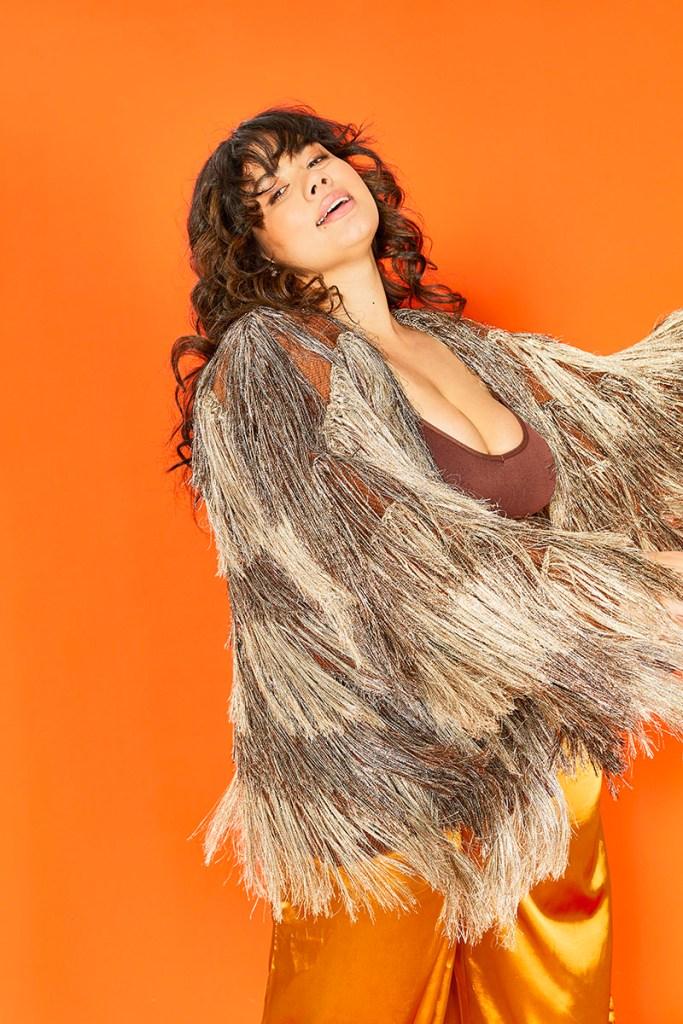 mahalia handley Boohoo Bring Your Own Body campaign shoot 1