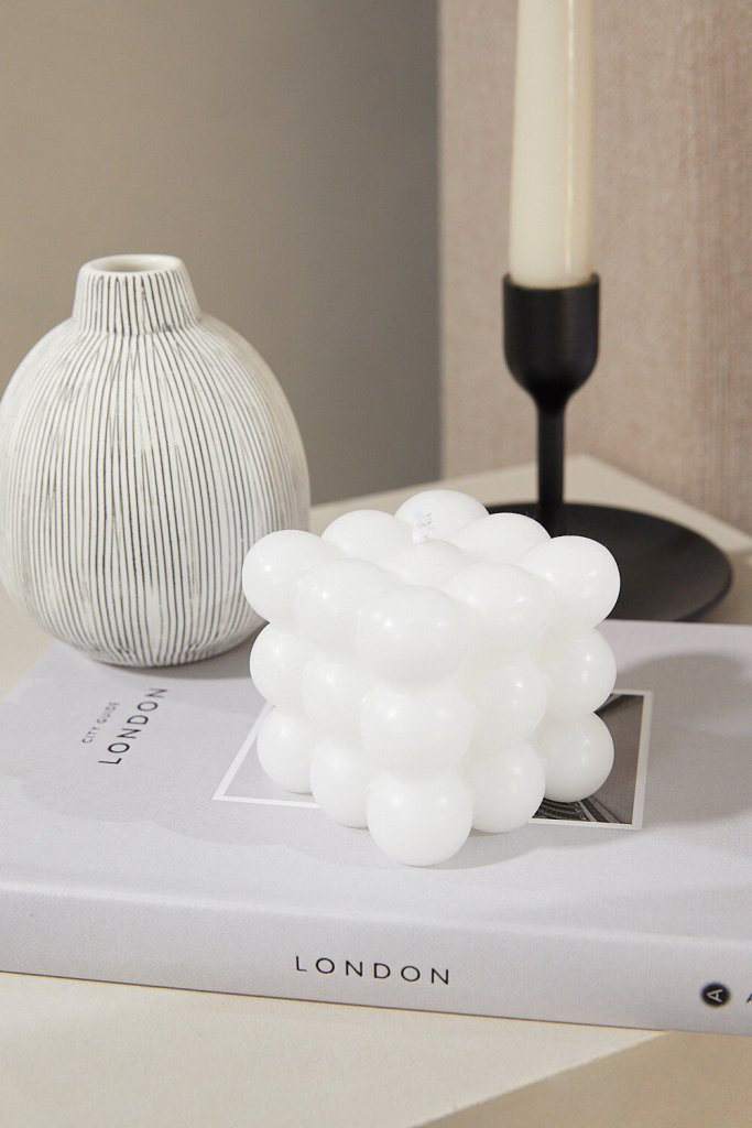Bubble Candle