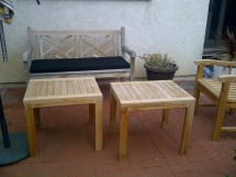 Teak Patio Furniture Fix Lass