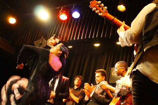 Best flamenco show in Madrid - Casa Patas flamenco tablao