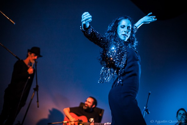 flamenco dance classes in Madrid - Sara Nieto from Casa Patas