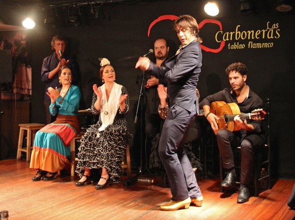 flamenco tour in Madrid