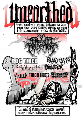 Unearthed Festival 2019
