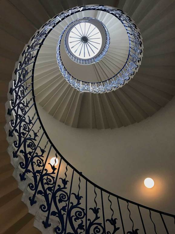 Tulip Staircase, Queen's House, Greenwich