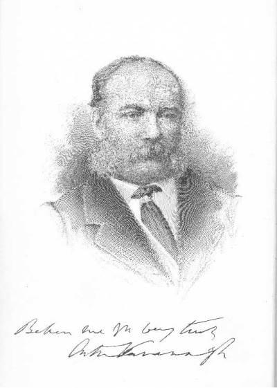 Arthur MacMurrough Kavanagh