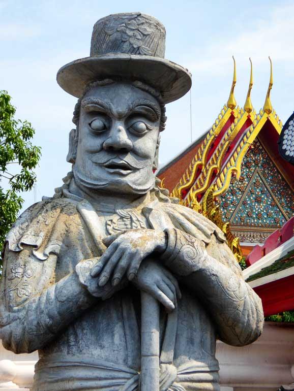 Stone Giant, Wat Pho