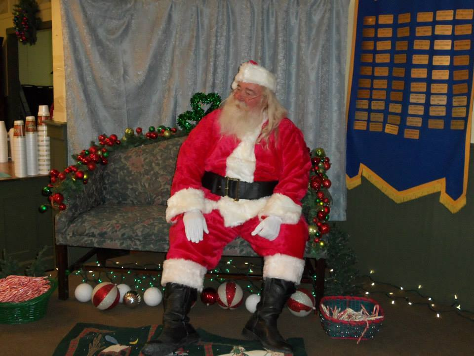 Santa Claus will also be returning to Dublin Thursday, Dec. 4. Santa will be in the Rotary Building following his appearance in the annual lighted Christmas parade.