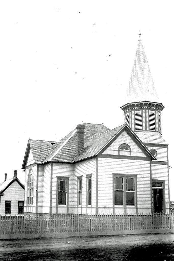 First Presbyterian Church, built 1899.