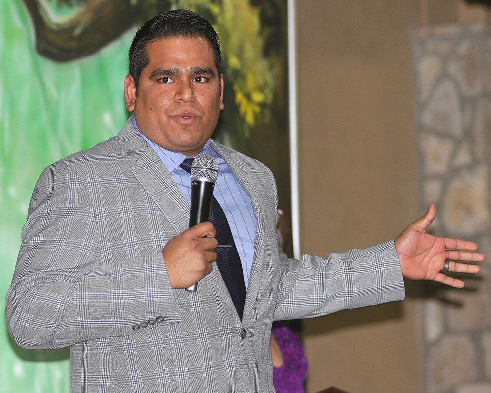 David Perez, Chamber Ambassador President