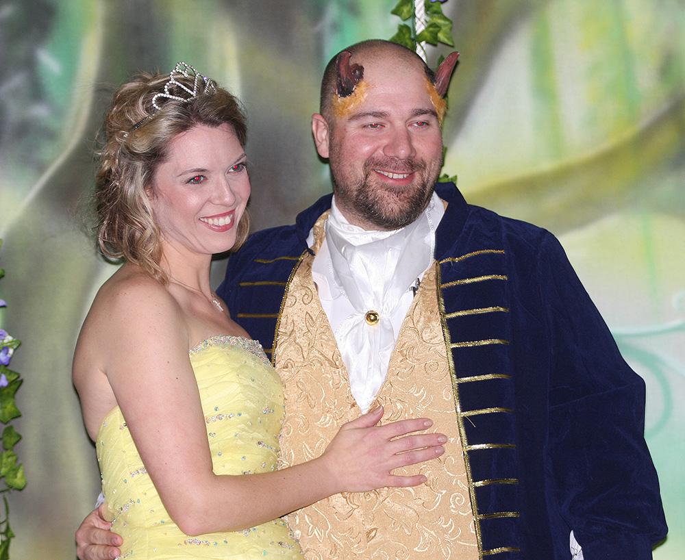 Costume Contest winner