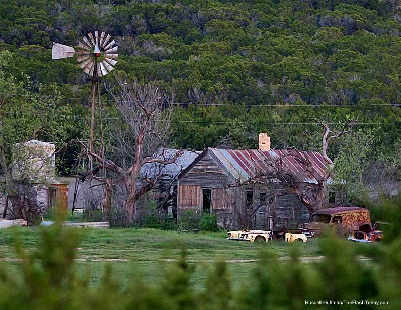 Wonder if the windmill still works?