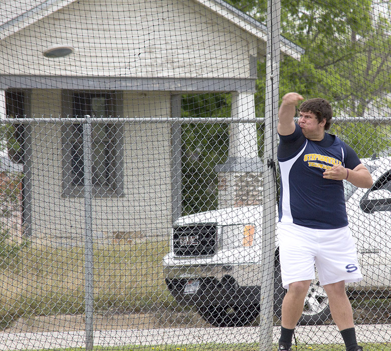 Cameron Reynolds discus