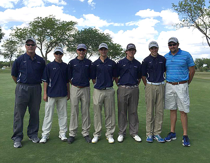 Stephenville finished in a fourth-place tie alongside Big Spring at the Region I-4A Golf Championship in Lubbock Wednesday and Thursday. || Contributed