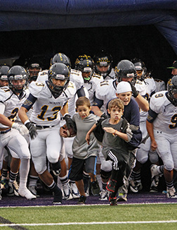 Stephenville football runout