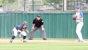 Dominic Ward base run