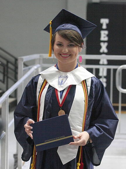 Stephenville graduation 16