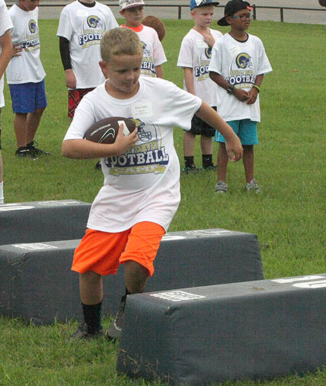 Cody Davis Camp 28