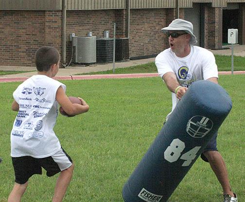 Cody Davis Camp 30