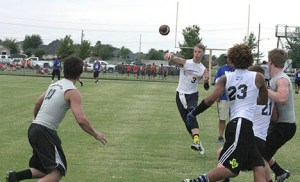 Jackets home 7-on-7 16