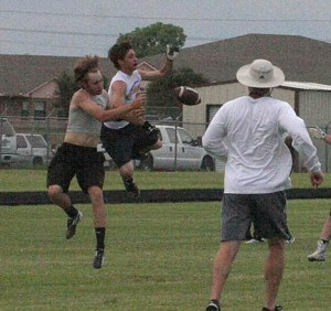 Jackets home 7-on-7 18