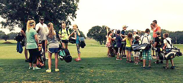 Junior golf Feature