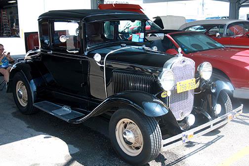 Christian Car Show at Bruner 44