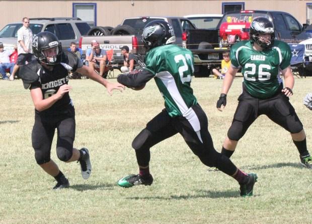 Knights v. Eagles 28