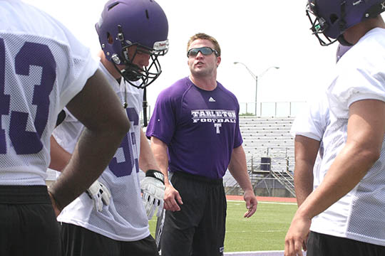 Tarleton FB Camp 0813 06